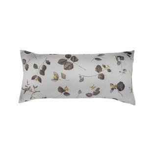 """Winter Walk"" Hermès Silk Scarf Pillow For Sale"