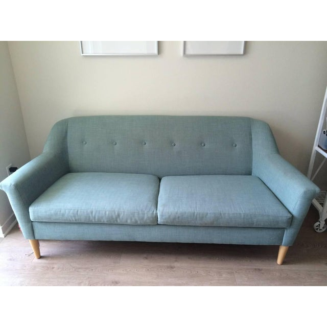 West Elm Finn Couch - Image 2 of 8