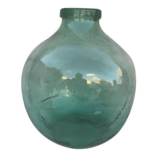 Vintage Spanish Hand Blown Vase Chairish