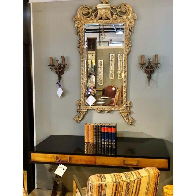 Mid-Century Modern Milo Baughman Vanity Desk For Sale - Image 12 of 13