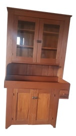 Image of Farmhouse Storage Cabinets and Cupboards