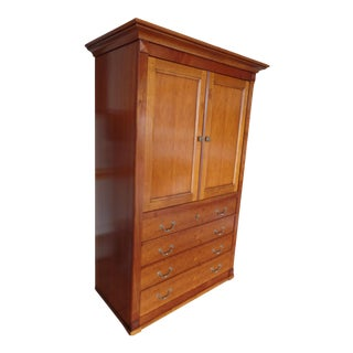 Armoires wardrobes chairish - Grange louis philippe bedroom furniture ...