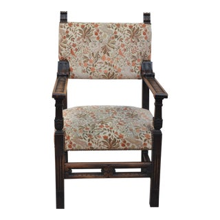 C. 1850 Antique Italian Chair