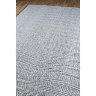 "Erin Gates by Momeni Ledgebrook Washington Grey Hand Woven Area Rug - 3'9"" X 5'9"" Preview"