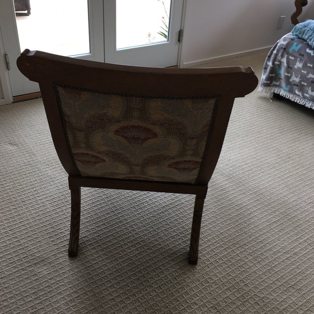 Drexel Heritage Accent Chair For Sale - Image 5 of 11