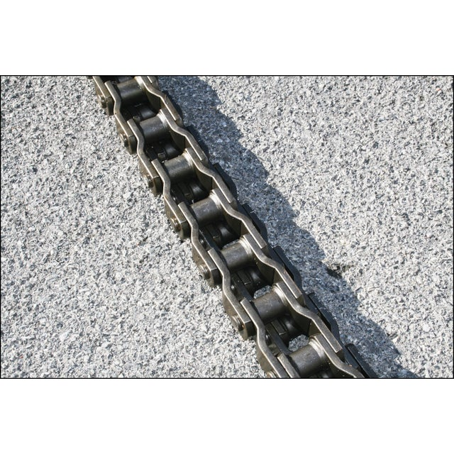 Vintage Industrial Roller Coaster Chain from Hershey Park - Image 11 of 11
