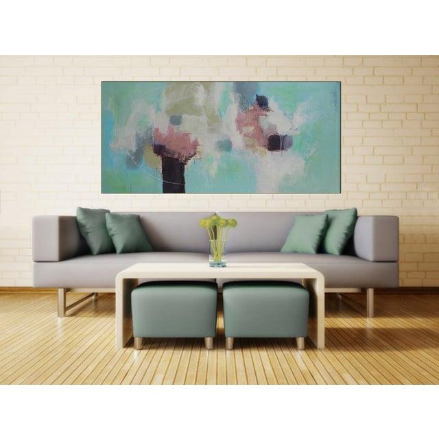 """Sunday Morning"" Giclee Print on Canvas - Image 2 of 5"
