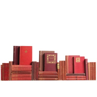 Pocket-Sized Marsala Book Classics - Set of 35 For Sale