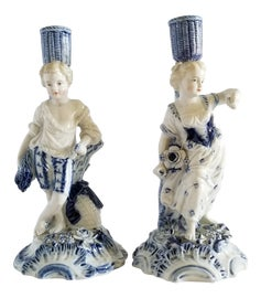 Image of Salon Candle Holders