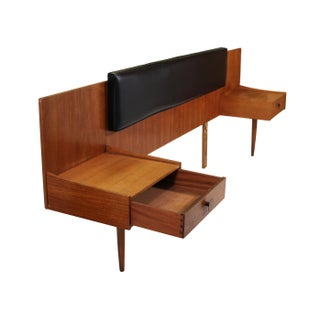 Kofod Larsen Teak Queen Size Headboard Preview