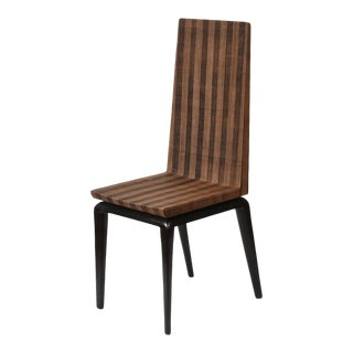 Early Ria & Yiouri Augousti Occasional Chair, 1990s For Sale