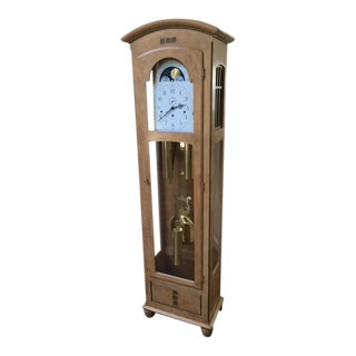 "Ethan Allen American Dimensions ""Not Your Grandfather's"" Floor Clock"