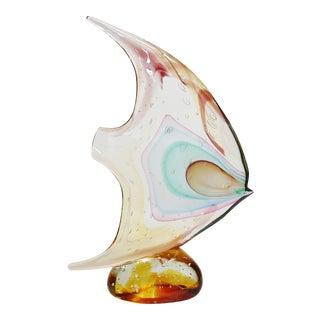Sergio Costantini Fish Sculpture For Sale