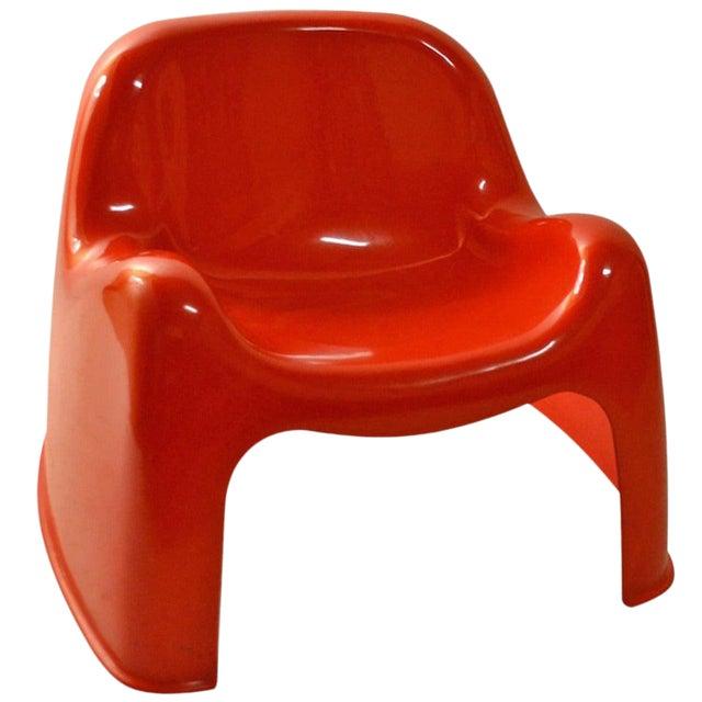 "Sergio Maza ""Toga"" Chair for Artemide For Sale"