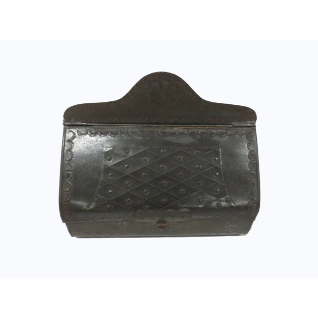 Embossed Tin Document Case - Image 3 of 9