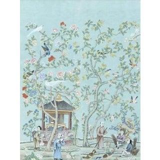 "Casa Cosima Arden Diptych Wallpaper Mural - 2 Panels 72"" W X 96"" H For Sale"