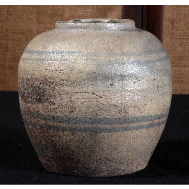 19th Century Chinese Provincial Blue & White Jar - Image 6 of 11