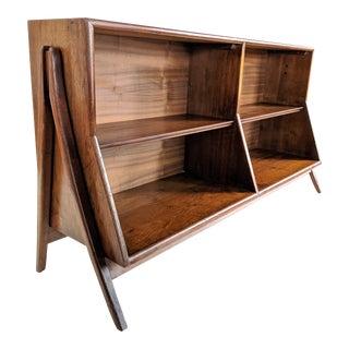 1965 Mid Century Modern Kipp Stewart for Drexel Declaration Bookcase For Sale