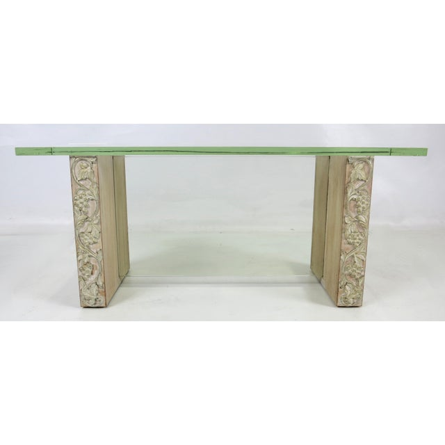 Mid-Century Modern Early Modernist Coffee Table-Kahn Residence For Sale - Image 3 of 5