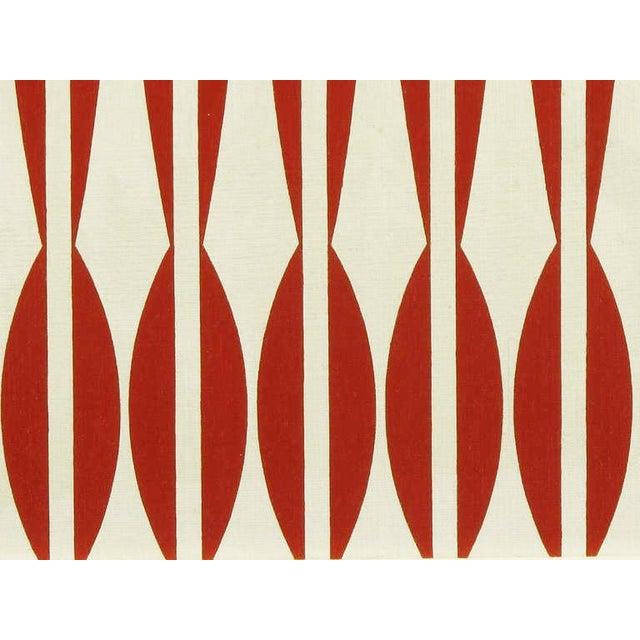 1960s Dordevic Miodrag (Yugoslavian b.1936) Op Art Oil On Canvas For Sale - Image 5 of 8