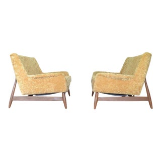 Mid-Century Modern Baermann Loveseats - A Pair For Sale