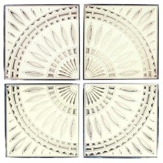 1970s Vintage Greg Copeland Collages - Set of 4 For Sale