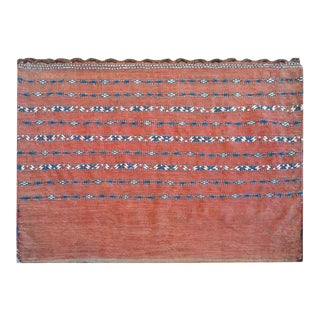 Early 20th Century Baluch Bagface Rug For Sale