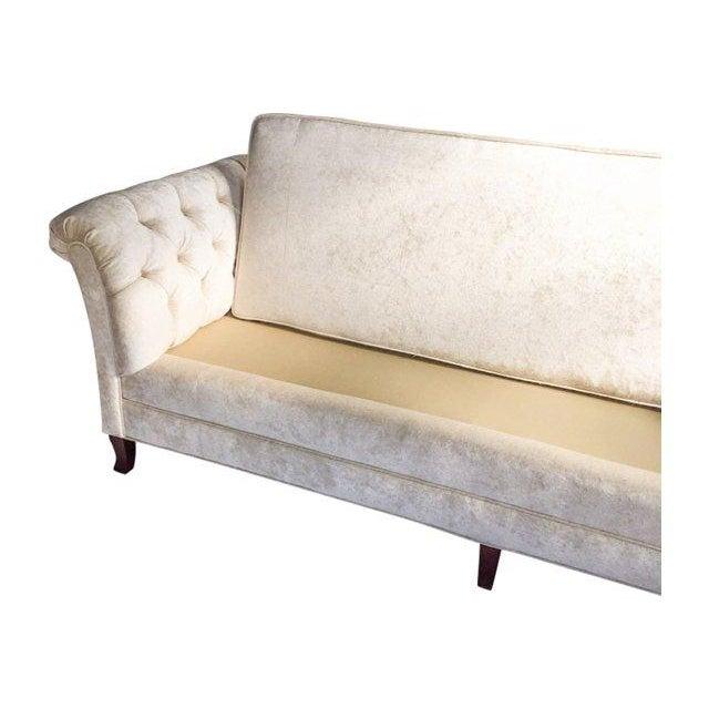 Hodsoll McKenzie Ivory Chesterfield Sofa - Image 10 of 10