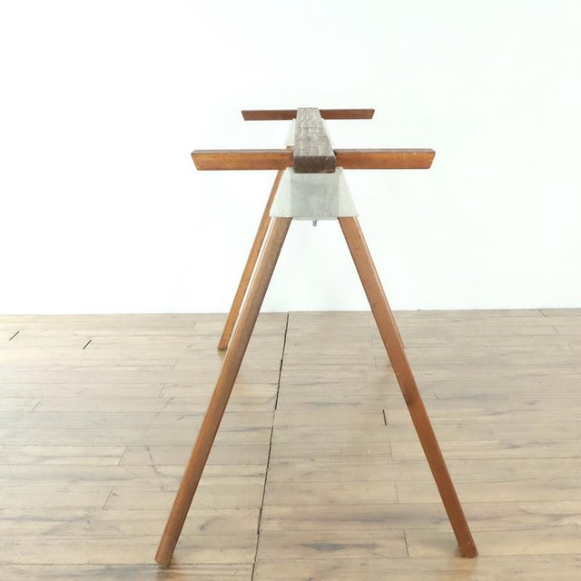 Contemporary Henry Wilson Standing Desk Base For Sale - Image 4 of 7