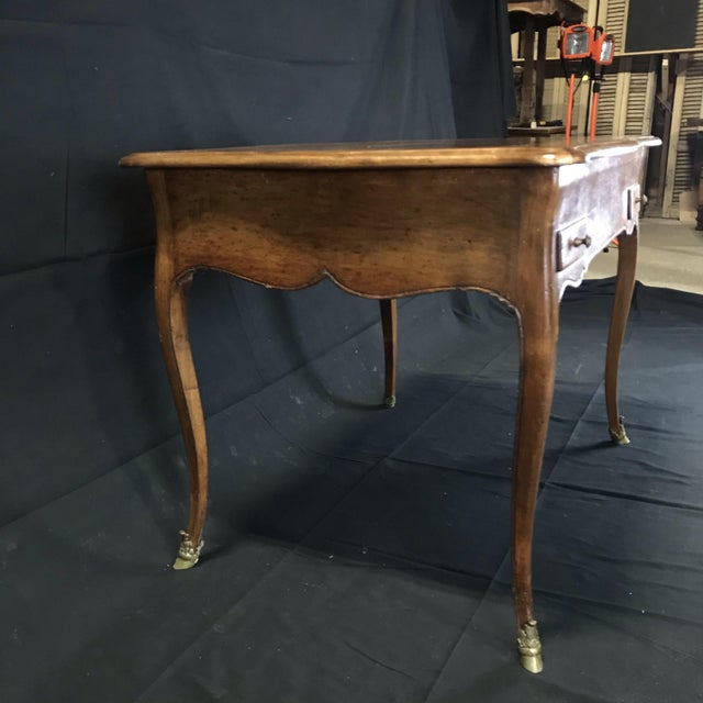 19th Century Antique Walnut Game or Side Table For Sale - Image 4 of 12