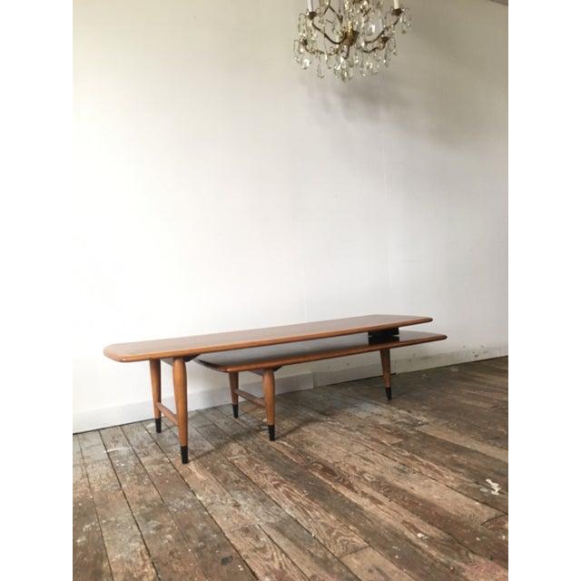 Lane Switchblade Coffee Table: Lane Acclaim Switchblade Swivel Coffee Table