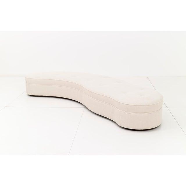 John Widdicomb Pair of T.H. Robsjohn-Gibbings Mesa Sofas For Sale - Image 4 of 10
