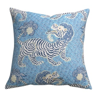 Clarence House Tibet Pillow Cover For Sale