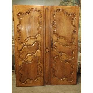 18th Century Armoire Doors-a Pair Preview