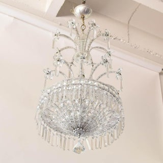 Silver Italian Chandelier Preview
