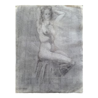 Nude Pose, 1940 For Sale