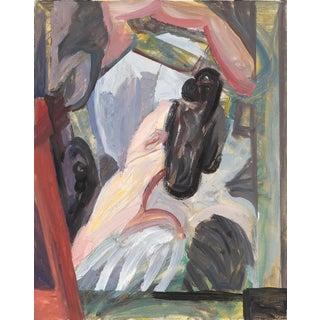 "William Eckhardt Kohler, ""Looking for Fuseli"" For Sale"