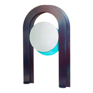 Eclipse Mirror by Kin & Company For Sale