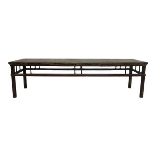 19th Century Day Bed Coffee Table For Sale