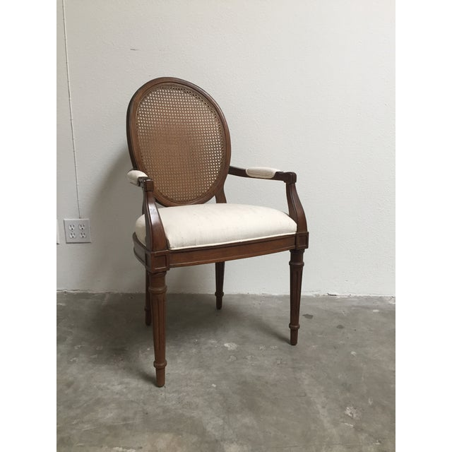 Louis XVI Style Dining Chairs- Set of 6 - Image 9 of 11