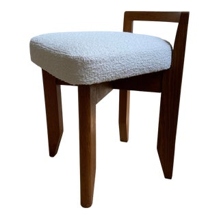 Guillerme Et Chambron Stool For Sale