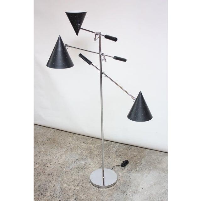 Triennale Style Floor Lamp by Lightolier - Image 2 of 12