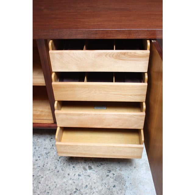 T.H. Robsjohn-Gibbings 'Ming' Walnut Cabinet - Image 5 of 10
