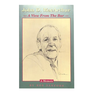 John D. MacArthur: A View From the Bar Book For Sale