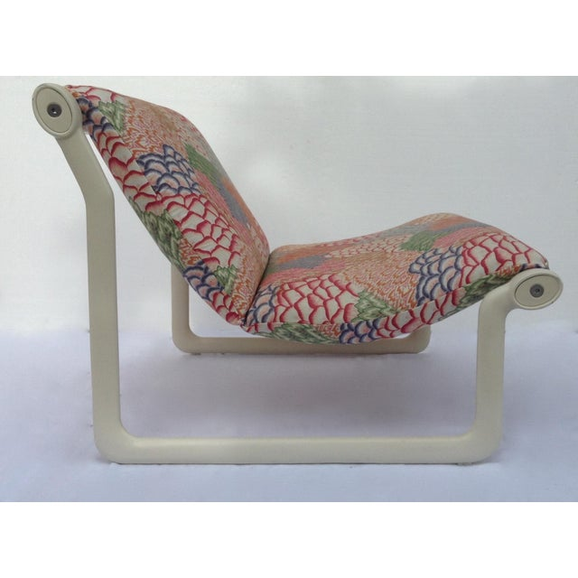 1970s Knoll Sling Lounge Chairs by Hannah & Morrison - A Pair - Image 7 of 11