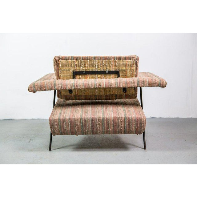Rare Adrian Pearsall Lounge Chair for Craft Associates For Sale - Image 6 of 9