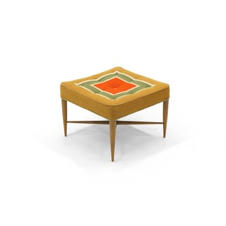 1950s Vintage Foot Stool Preview