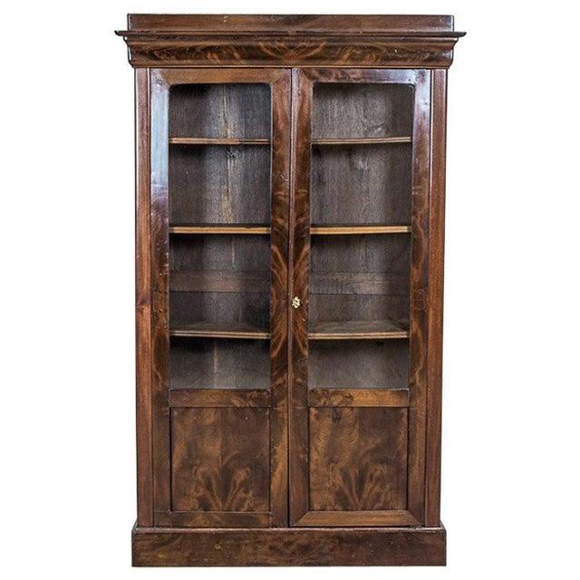 Biedermeier Bookcase, Circa 1850 For Sale - Image 13 of 13