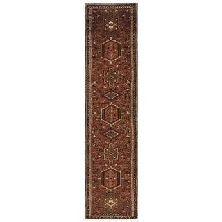 Vintage Persian Karaje Runner - 2.6 x 11.6 For Sale