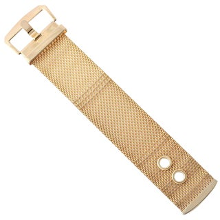 Mesh Belt Style Bracelet For Sale